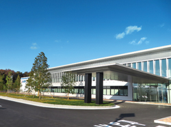 Front of the Shin-Nagoya Plant