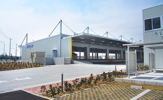 山陽自動車運送株式会社 新神戸支店